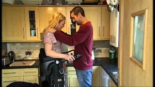 New robotic legs for disabled