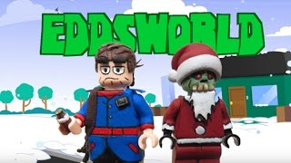 Custom Lego Eddsworld Spin-off Figures