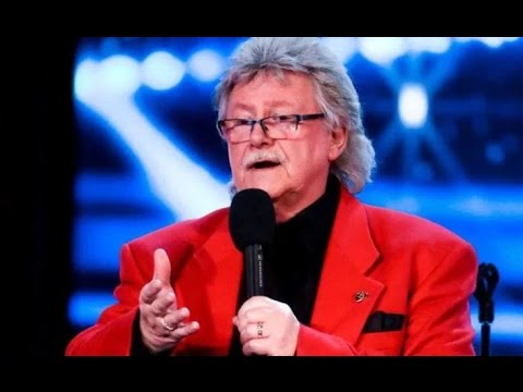 Blackpool Old Man Would NOT Leave The Stage!   Auditions 5   Britain's Got Talent 2017