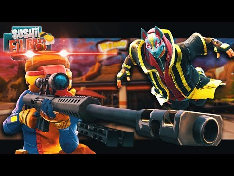 DRIFT SAVES NOOBS FROM BEEF BOSS! | A Fortnite Film thumbnail