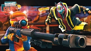 DRIFT SAVES NOOBS FROM BEEF BOSS! | A Fortnite Film
