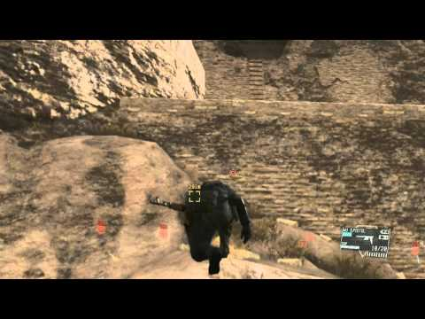 MGSV:TPP - Skull Face - Easy S Rank (PERFECT STEALTH + NO TRACES) - Episode 30 |