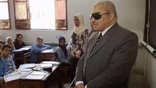 مدير عام ادارة روض الفرج التعليمية  ا /ياسر محمد عبد العزيز
