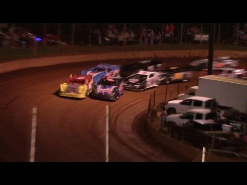 Winder Barrow Speedway Limited Late Model Race 8/15/15