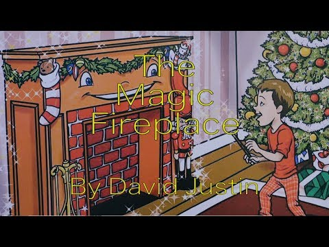The Magic Fireplace (by David Justin) - YouTube