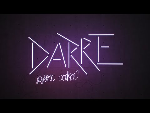 Darko Darre Ilievski -  Ona Saka (Official Music Video)