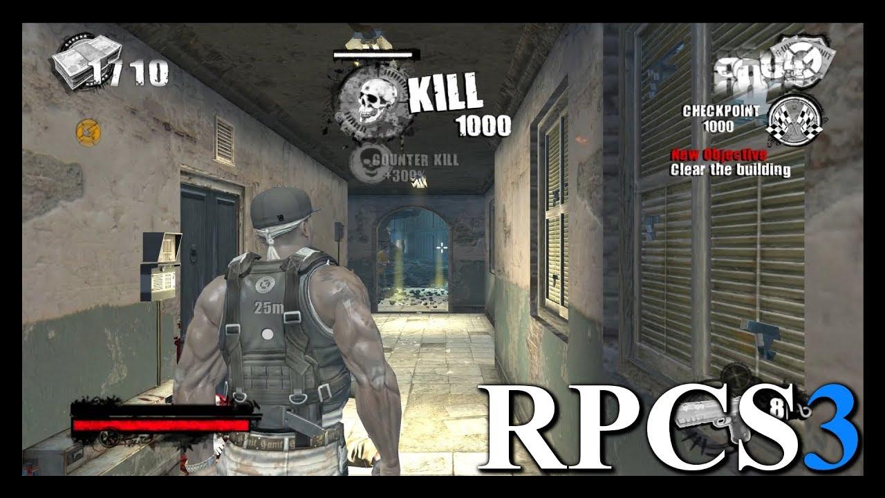 Ps3 Emulator Rpcs3 Llvm Vulkan 50 Cent Blood On The Sand 1