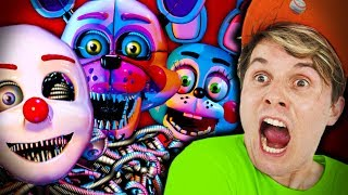 ESSE BICHINHO FOFINHO QUER ME MATAR ULTIMATE CUSTOM NIGHT DE FIVE NIGHTS AT FREDDY S