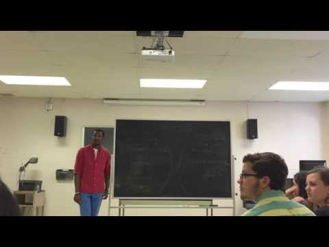 """""""Banking Method vs. Problem Pose Education"""" - Lecture 3 - Human Capital in Higher Education"""