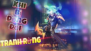LIÊN QUÂN MOBILE | Funny Gaming Tv đã nói câu gì? Khiến cho đồng đội phải nhường vị trí đi RỪNG!