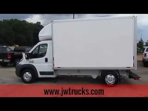 2014 RAM ProMaster 3500 Box Truck - TRUCK SHOWCASE