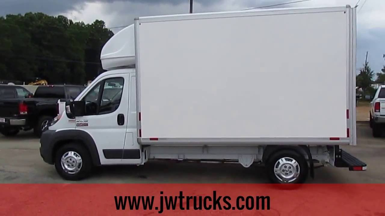 maxresdefault 2014 ram promaster 3500 box truck truck showcase youtube 1999 Dodge Ram Fuse Box at bayanpartner.co