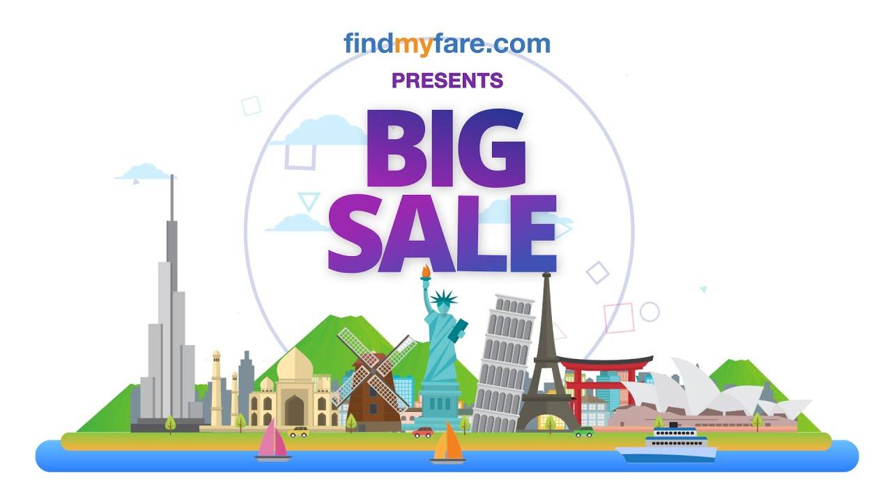 Biggest Travel Sale Ever