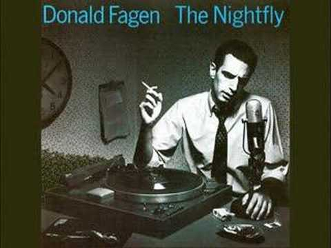 DONALD FAGEN - The Goodbye Look (with lyrics)