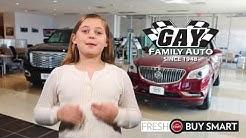 Gay Buick GMC - Fresh Start Buy Smart