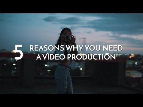 5 Reasons Why You Need A Video Production ||  Ermo Egberts || Chiang Mai