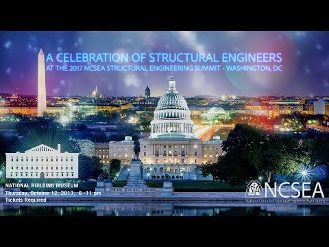 NCSEA 2017 Party - Celebrating the Grandeur & Glory of Structural Engineering