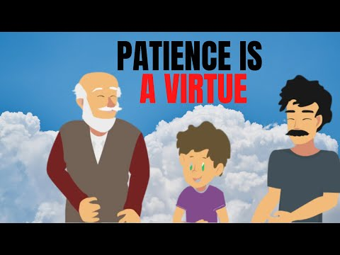 Animated Stories | Travel Hack for Kids | Be Patient