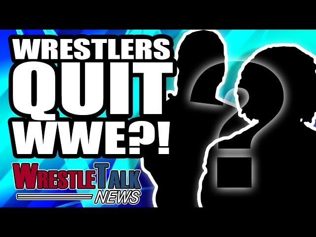 CM Punk Update! HUGE AEW Announcement! WWE NXT Wrestlers QUIT?! | WrestleTalk News Mar. 2019