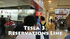 Model 3 Tesla -  Pre Order Line  - Houston TX