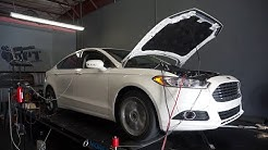 Testing The JMS BoostMax on a 2014 Ford Fusion 2.0L