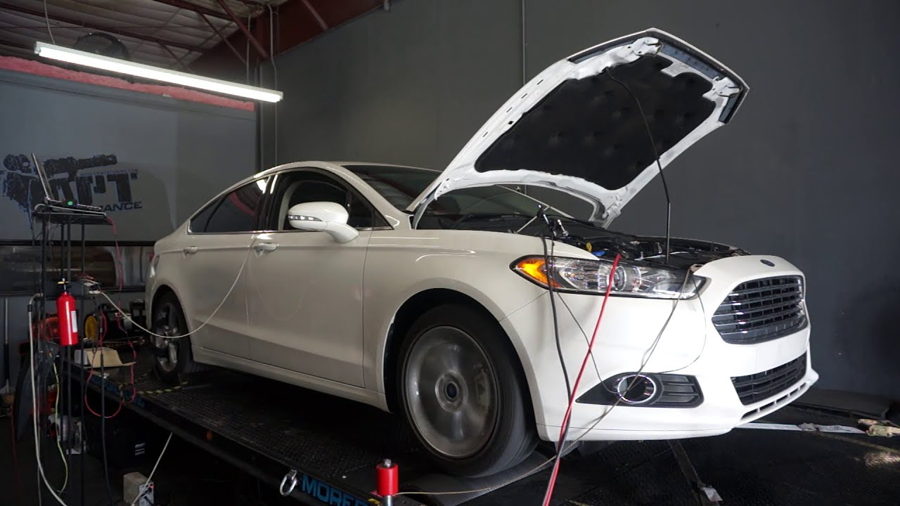Testing The Jms Boostmax On A 2014 Ford Fusion 2 0l Mpt Performance