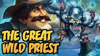 The Great Wild Priest | Saviors of Uldum | Hearthstone