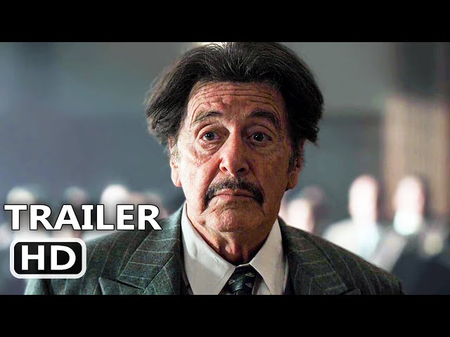 AMERICAN TRAITOR Trailer (2021) Al Pacino, The Trial of Axis Sally, Thriller Movie