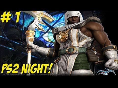 PS2: Soul Calibur 3! Part 1 - YoVideogames