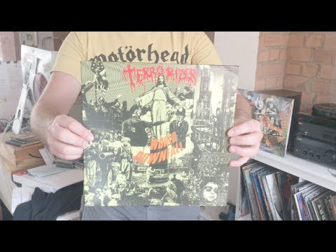 Terrorizer World Downfall Vinyl Youtube