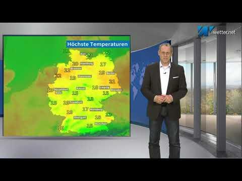 Holla, die Schneefee: Kaltlufteinbruch mit Schnee bis ins Flachland in Sicht (Mod.: Frank Böttcher)