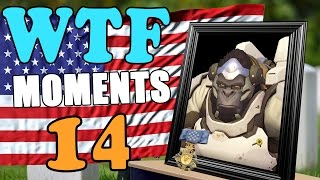 Overwatch WTF Moments Ep.14