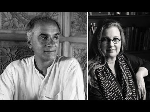 Parallel Stories Lecture Series: Janet Fitch & Pico Iyer - July 2017