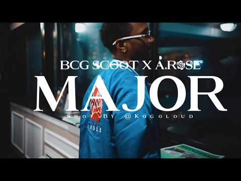 BCG SCOOT x AROSE - MAJOR OFFICIAL VIDEO