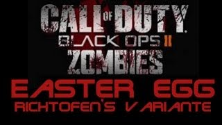 Black Ops 2 Tranzit Easter Egg Tutorial!! Richtofen