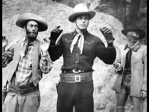 Fugitive of the Plains Buster Crabbe western movie full length complete