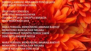 Download LAGU MARA BARU 2012 : AMANAH RAKYAT HD