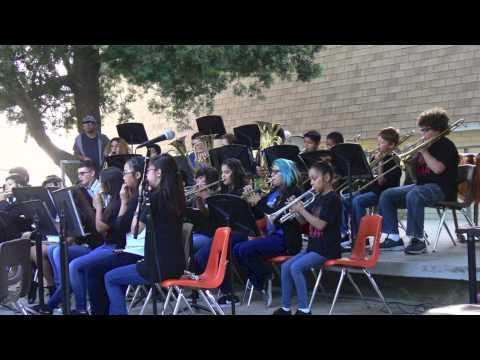 Arizona Middle School Band Concert