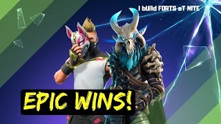 FORTNITE RAGES, WINS, and SNIPES !!| Funny FAILS | Daily #25
