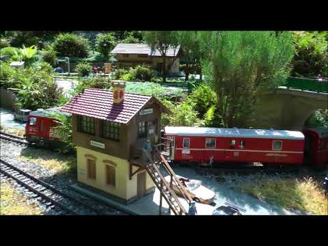 Landsend Railroad  2012