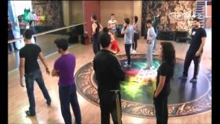 حصة رقص مع هادي عواضة جزء 2  - ستار أكاديمي 10 | 29/09/2014