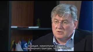 Interview with Mr. Llewellyn Edwards (Belarusian subtitles)