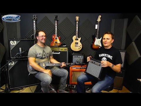 Roland Cube 10GX Demo - A Brilliant New Practice Amp