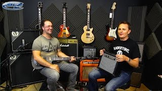Roland Cube 10GX Demo - A Brilliant New Practice Amp