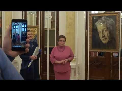 президент фонда «Петербургское наследие и перспектива» Галина Александровна  Ефимова