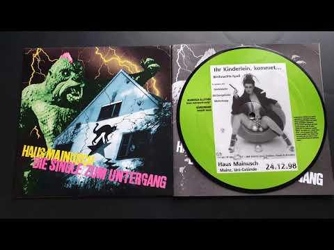"Various – Haus Mainusch Die Single Zum Untergang (Full Album, 7""-EP)"
