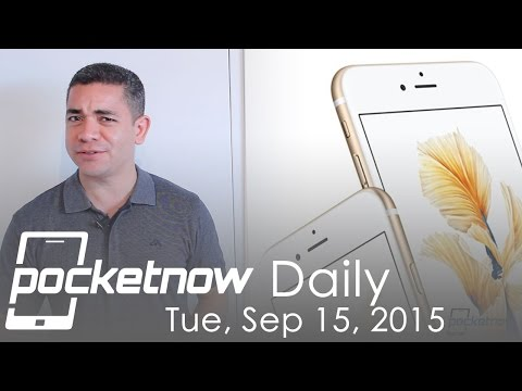 iPhone 6s Plus restrictions, Foldable Samsung Galaxy & more - Pocketnow Daily