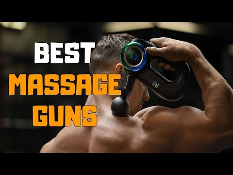 Best Massage Guns in 2020 Top 8 Massage Gun Picks