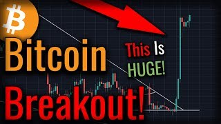 BITCOIN BREAKOUT! Altcoins Booming! HUGE NEWS For Bull Run!
