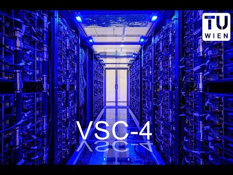 Eröffnung Des Vienna Scientific Cluster 4
